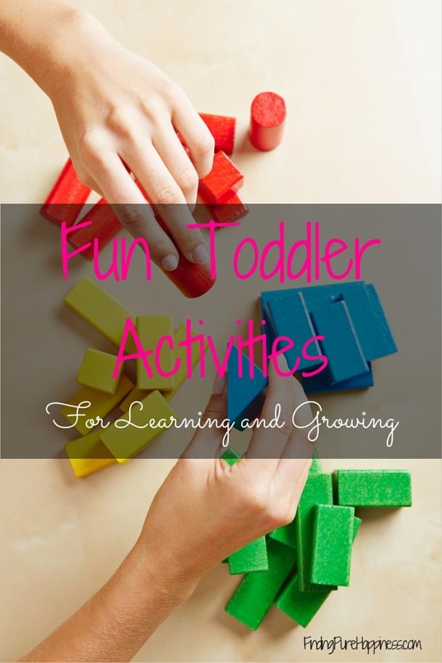 Fun Toddler Activities