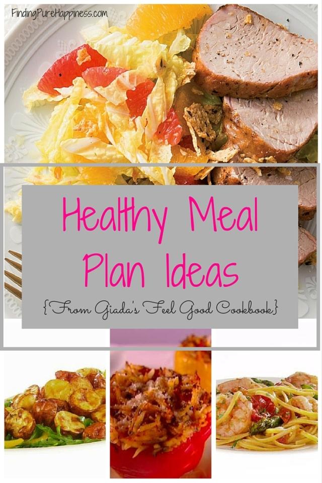 Healthy Meal Plan Ideas